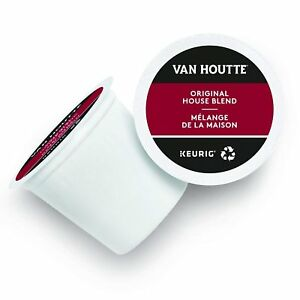 Van-Houtte-House-Blend-Melange-Maison-100-k-cups-read-description