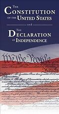 The Constitution of the United States and the Declaration of Independence by Constitutional Convention Staff (2016, Paperback)