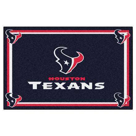 60 x 92 Fan Mats Houston Texans Rug