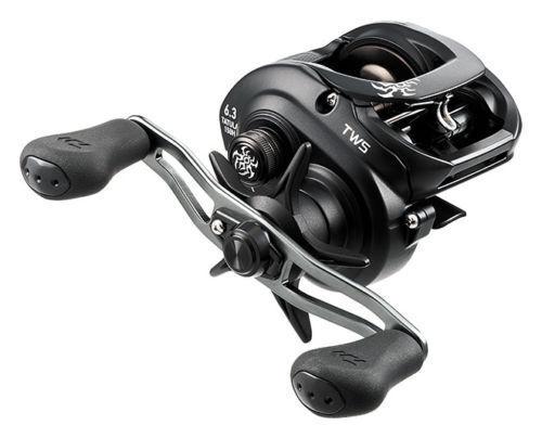 New Daiwa Tatula Baitcaster Reel 150 size Cranking speed 6.3 1 TAT150H