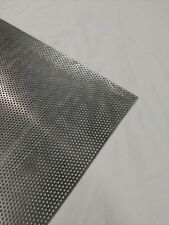 """1//4/"""" Aluminum 12/"""" x 30/"""" 5052 Sheet Plate with Vinyl PVC Coating one side"""