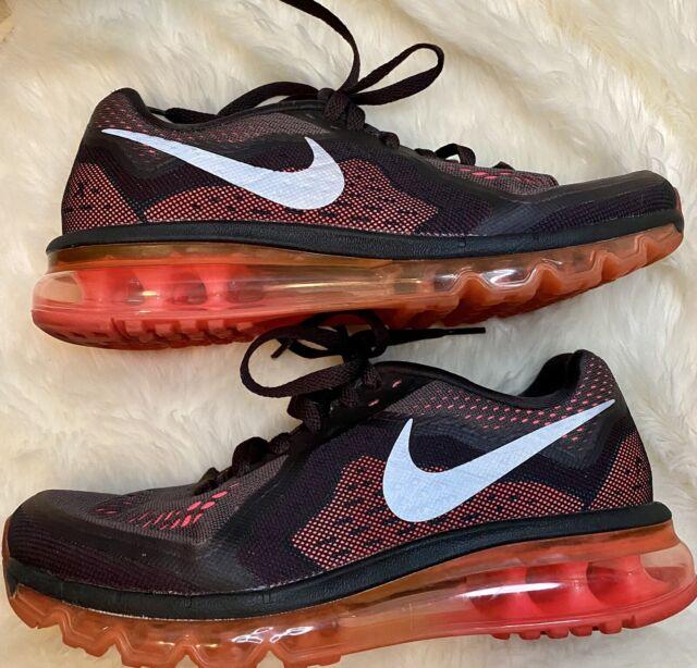 Size 8 - Nike Air Max 2014 Orange