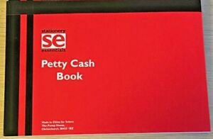 Petty-Cash-Books-Slips-Vouchers-Pad-90-Sheets-Office-Business-Industrial-Tax-New