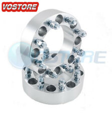 2 8x65 Wheel Spacers 2 916 Studs 8 Lug Adapters For Dodge Ford Chevy Fits Ford