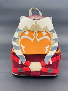 Ahsoka Tano Mini Backpack Loungefly Star Wars Clone Bookbag Boxlunch ✅in hand✅