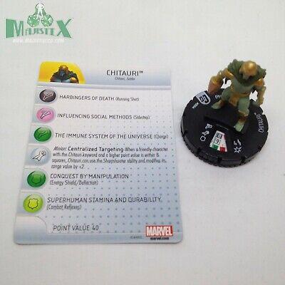 Heroclix Avengers Assemble set Scarlet Spider #005 Common figure w//card!