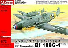 AZ Models 1/72 Messerschmitt Bf 109G-4 # AZ 7469