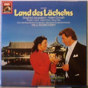 LEHAR-Land-des-Lachelns-2-LP-Box-w-Siegfried-Jerusalem-H-Donath-Boskovsky