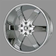 "26"" U2 55 Chrome Wheels Rims Escalade Tahoe Yukon Navigator Silverado 24 22 28"
