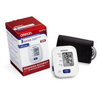 3 Series Blood Pressure Monitor Desk Model Adult Large Upper Arm, 02--bp710n