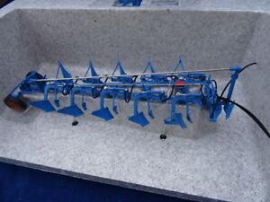 Profarmtoys - 1/32 Charrue / Plow Bonnel Hydro-corps Top ! Rare