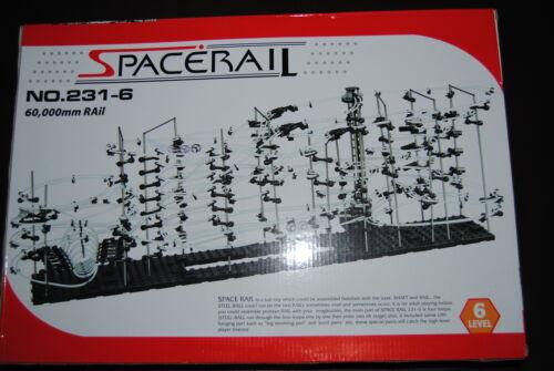 """NEU Kugelbahn Spacerail  """"Spacepark/""""  L6 60 Meter"""