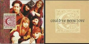 Ceremony-Could-039-ve-Been-Love-Promo-Gatefold-2-track-CARD-SLEEVE-CD-SINGLE-NEW