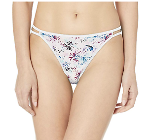 Vanity-Fair-Women-039-s-Illumination-String-Bikini-Panty-18108-Frenzy-Print