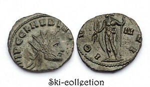 Claudius II ° (Claude II °) Antoniniane (268-270 Ap.j.c Iovi Victori. Billon