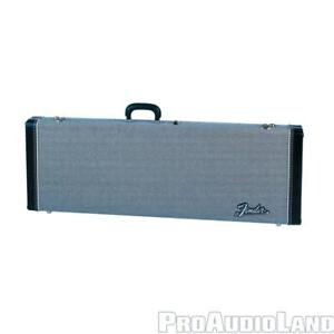 Fender-Strat-Tele-Multi-Fit-Hardshell-Case-Black-Tweed-NEW