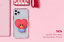 miniature 6 - BTS BT21 Baby Kpop Baby Bubbly Grip Smartphone Hand Grip Army