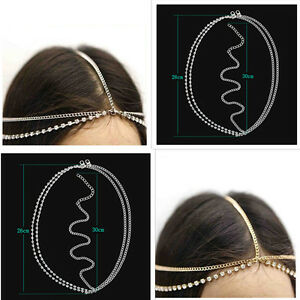 Women-Bohemian-Metal-Silver-Gold-Head-Chain-Jewelry-Forehead-Headband-Piece-Hair