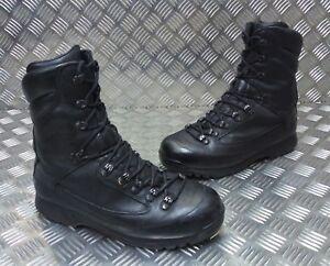 Wetter Details Army Original Schwarz Zu Combat Karrimor Sf Kaltes Goretex Stiefel British reQdCxWEoB