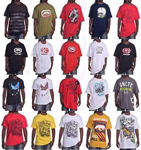 Ecko-Unltd-Men-039-s-Various-Mix-Classic-Style-Tee-Shirt-Choose-Size-amp-Color
