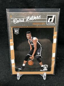 2016-17-Panini-Donruss-167-Caris-LeVert-RC-Rookie-Card-Brooklyn-Nets-NBA-Q26