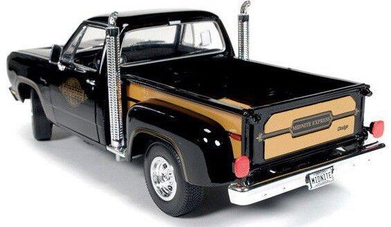 1 1970s Dodge Camioneta Vintage Coche Clásico Deporte Metal Plymouth Ram Modelo 18