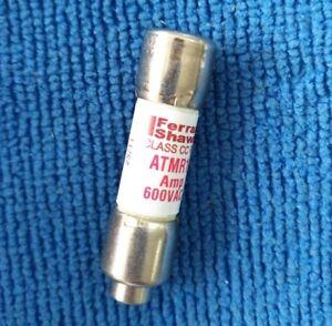Original Ferraz Shawmut ATMR 25 ATMR 25 25 Amp 600VAC classe-CC Action Rapide Fusible