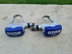 Vintage Gios Team Pedals