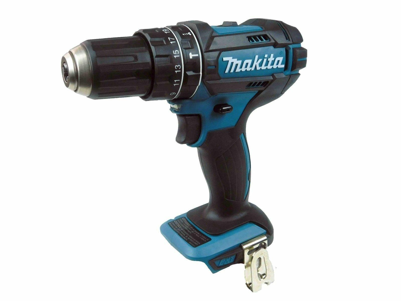 "Makita XPH01 18V LXT Lithium-Ion 1//2/"" Hammer Driver Drill Yoke Unit Magnet"