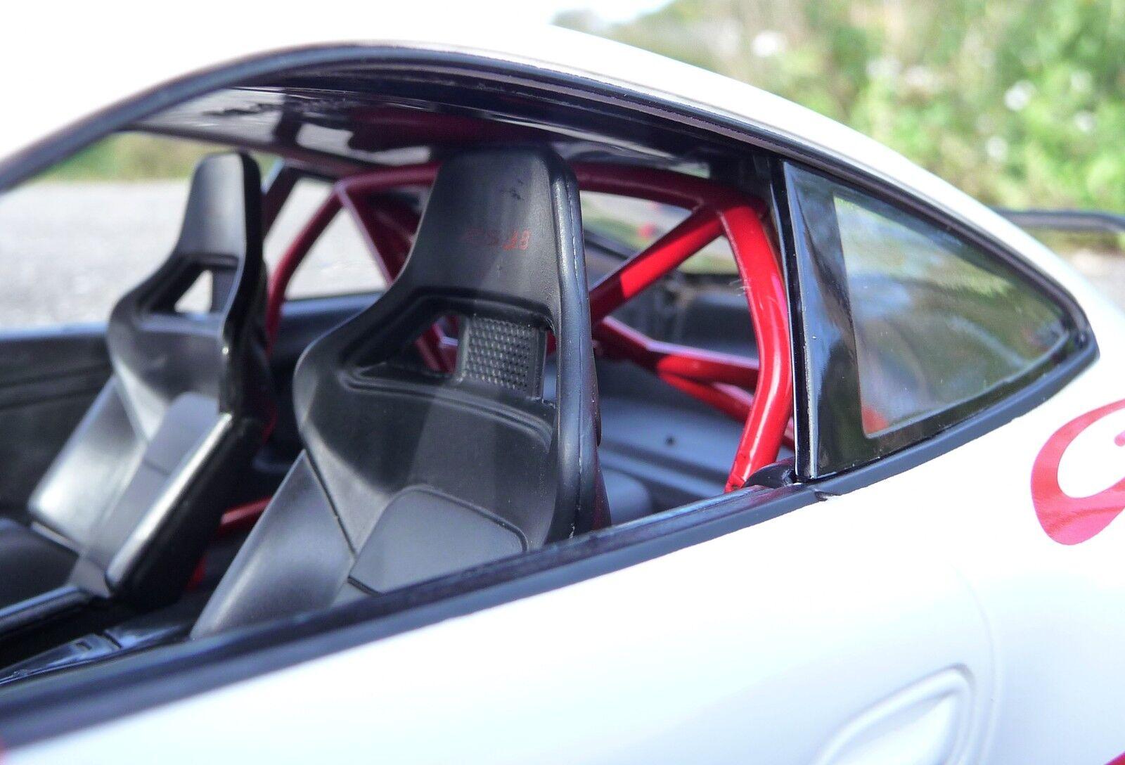 RC Porsche 911 - 997 GT3 GT3 GT3 RS mit Licht Länge 32cm Ferngesteuert 27Mhz      404311 c3876d