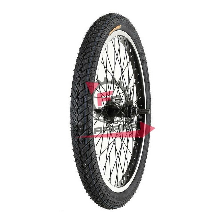 457.305590355 RUEDA 20 BMX TRASERO PERNO 10   fast shipping and best service