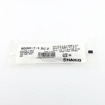 Replace Soldering Solder Leader-Free Solder Iron Tip For Hakko 936 900M-T-0.8C
