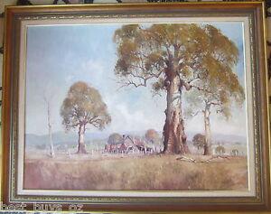 James-Wynne-1944-034-The-Western-Plains-034-oil-on-board-100cm-x-75cm