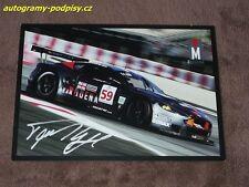 Tomas ENGE - original AG, Aston Martin/Team Modena, Karte/card 15x21