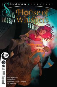 ~ VF//NM Book 2019 DC Comics ⭐️ HOUSE OF WHISPERS #12 Sandman Universe