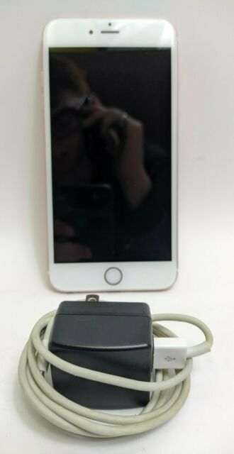 Apple iPhone 6s Plus 16GB A1687 Rose Gold Tested Factory Reset Unlocked Fast S&H