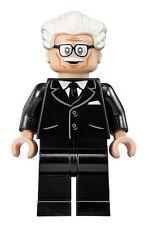 LEGO SUPER HEROES CLASSIC TV SERIES BATMAN MINIFIGURE ALFRED BUTLER 76052