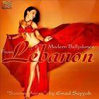 Modern Bellydance from Lebanon by Emad Sayyah/Samira Amira (CD, Oct-2010, ARC)