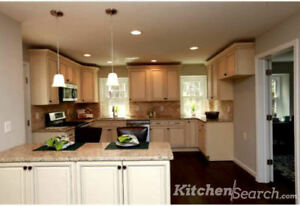 Details About All Wood Kitchen Cabinets 10x10 Rta Signature Pearl