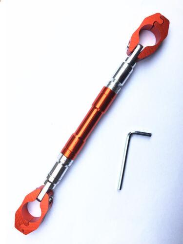 "Sport Racing 7//8/"" Handlebar Adjustable Cross Balance Bar Strengthen Lever GSXR"