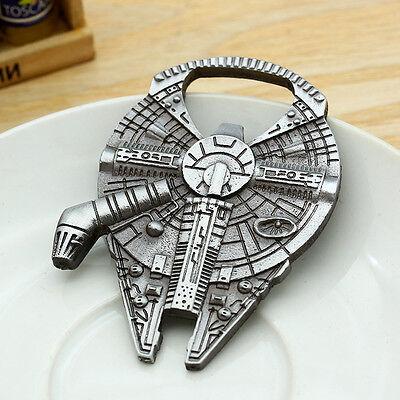 Star Wars Millennium Falcon Metal Alloy Bottle Opener Creative