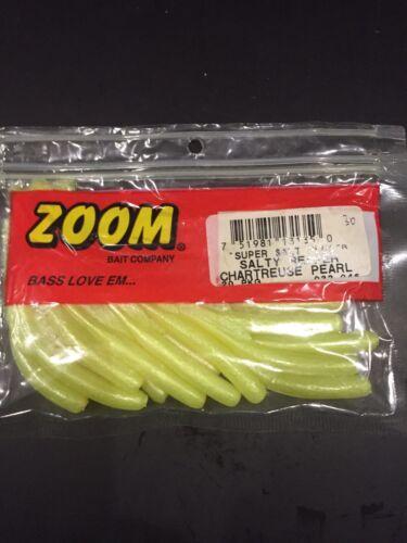 Zoom Super Salt Plus Reaper Chart Pearl 20 Pack