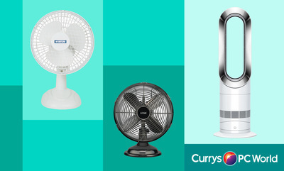 Cool Down with Currys PC World This Summer
