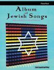 Album of Jewish Songs by Tara Publications (Paperback / softback, 2012)