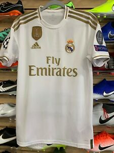 Adidas Real Madrid 19/29 Stadium Quality Champions League Patches ...