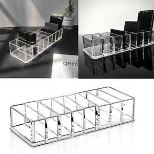 Women-Clear-Makeup-Holder-Jewelry-Organizer-Acrylic-Cosmetic-Case-Storage-Box