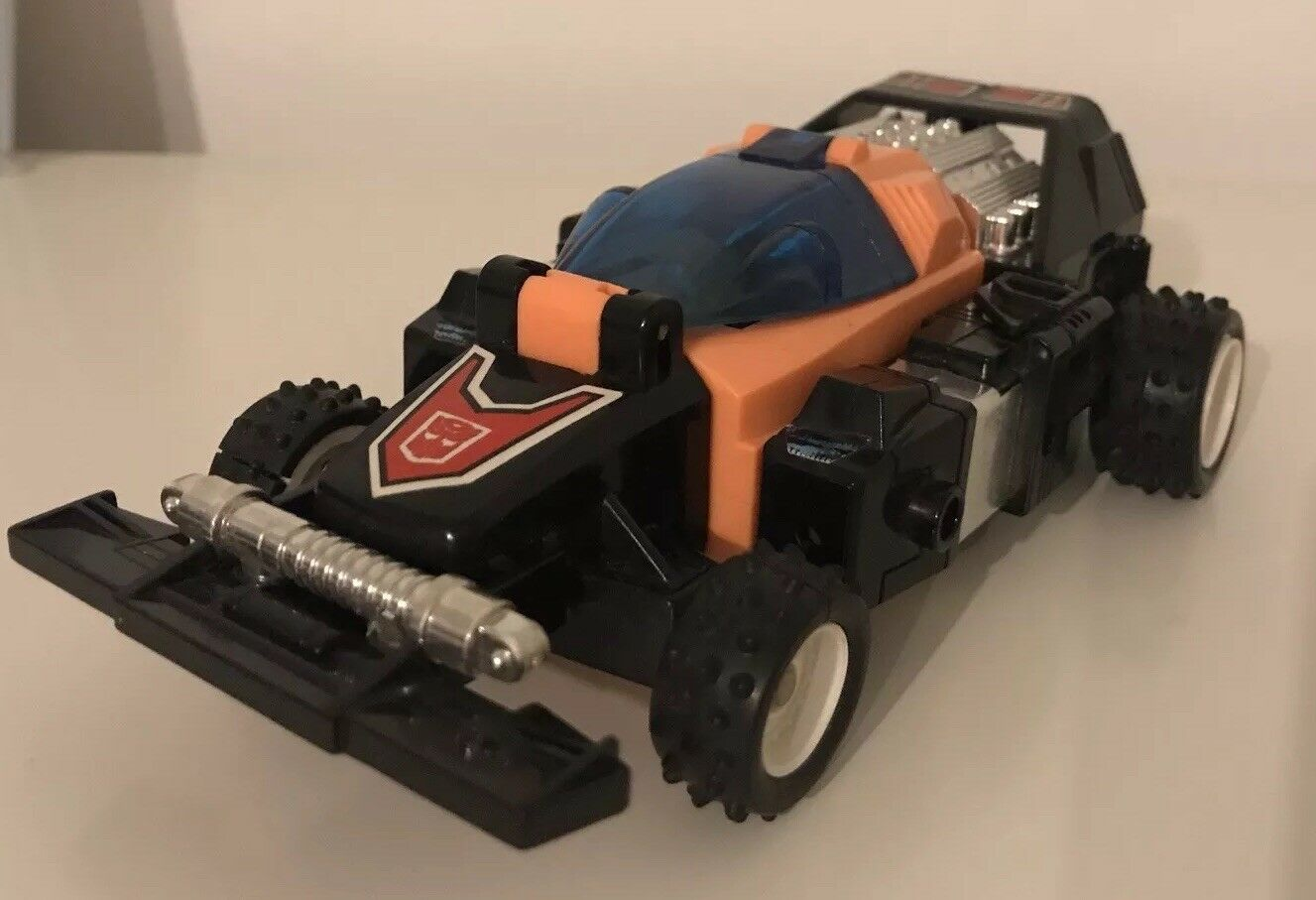 Transformers G1 Motorvator Gripper And Energon Figure