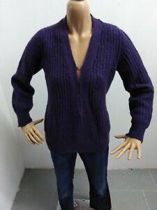 Maglione-CALVIN-KLEIN-Donna-taglia-size-L-maglia-maglietta-sweater-woman-p-5355