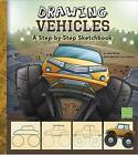 Drawing Vehicles: A Step-By-Step Sketchbook by Mari Bolte (Hardback, 2014)
