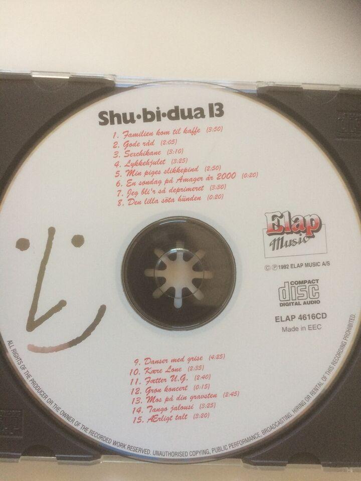 Shu-Bi-Dua: 13, pop